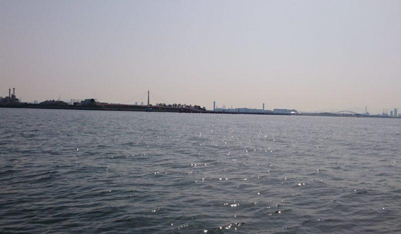 尼崎魚つり公園が見えます